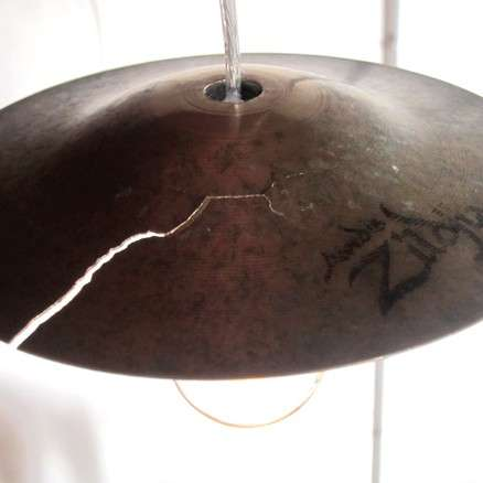 Damaged Percussion Lighting