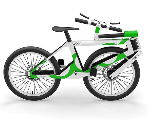 Bendable Bicycles