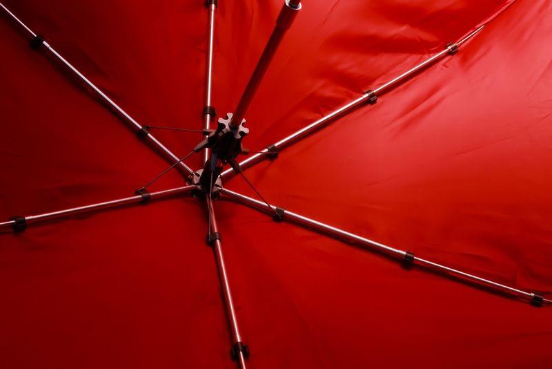 Wind-Resistant Umbrellas