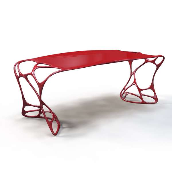 D-Desk by Peter Donders