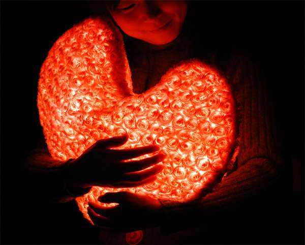 Huggable Love Lights