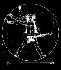 Renaissance Rocker T-Shirts