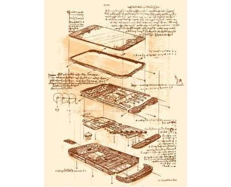 35 Da Vinci-Inspired Innovations