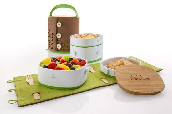 Mobile Meal Organizers