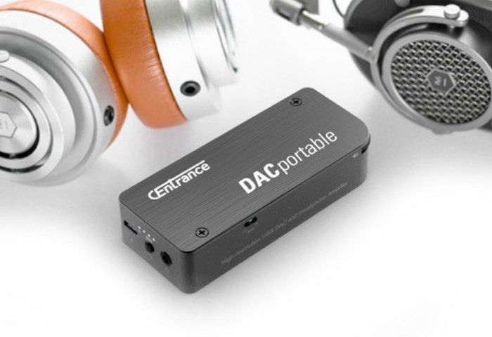 Compact Headphone Amplifiers