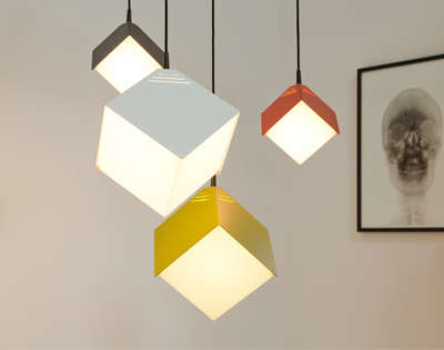Dado Suspension Lamp