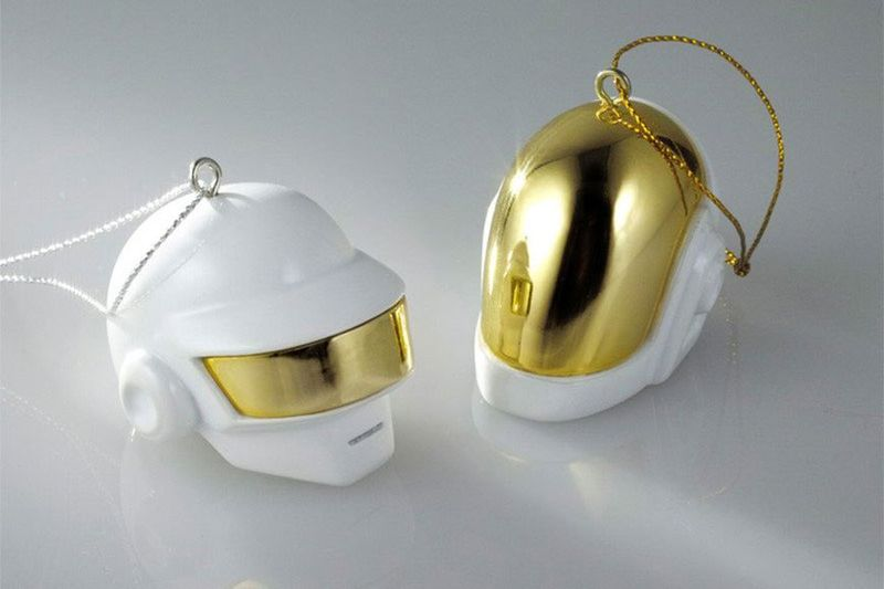 Producer Duo Christmas Ornaments