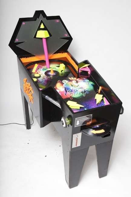 Daft Punk Pinball Machine