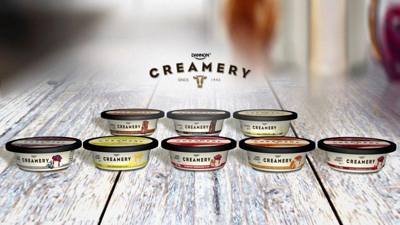 Indulgent Dessert Yogurts