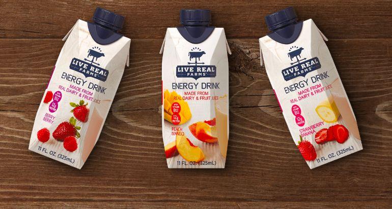 Dairy-Based Energy Drinks