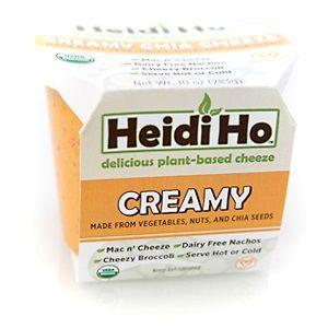 Chia-Based Vegan Cheese
