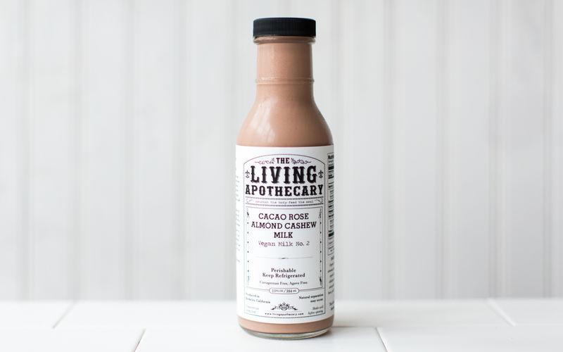 Flavored Nut Milk Blends