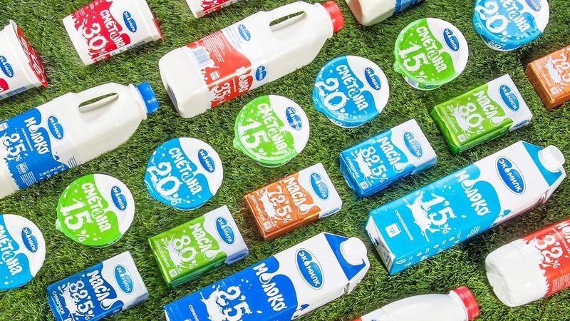 Ultra-Fresh Dairy Branding