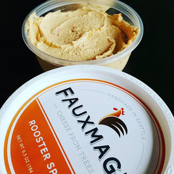Dairy-Free Cheese Spreads