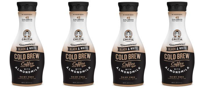 Calorie-Conscious Cold Brews