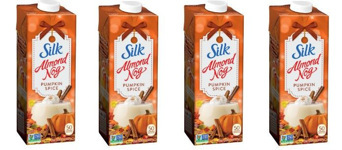 Eggnog Nut Milks