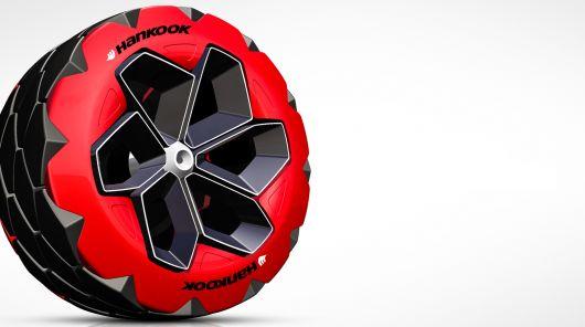 Futuristic Tire Concepts