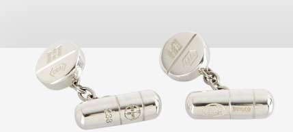 Prescription Cufflinks