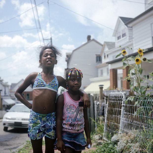 Neglected Neighborhood Photography