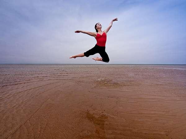 Beach Dancetography