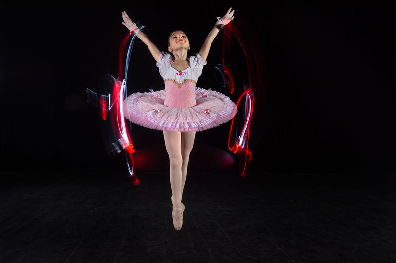 Long-Exposure Ballet Photography