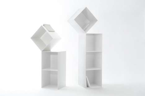 Cascading Cube Furniture