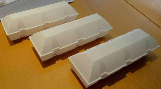 Egg Carton Coffins