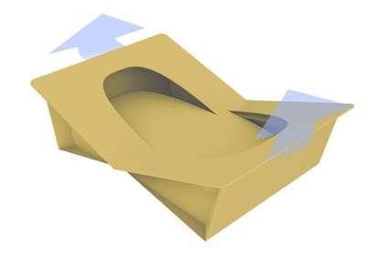 Portable Paper Toilets