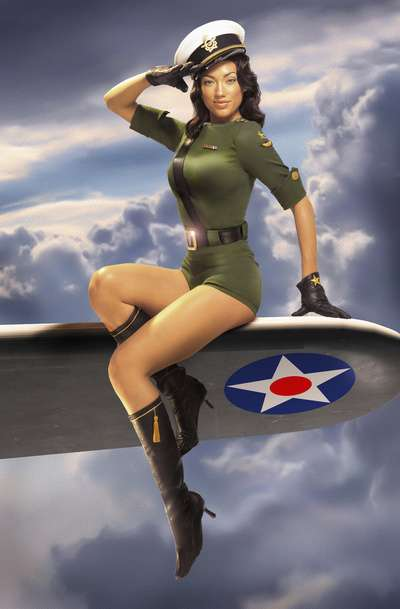Retro Pin-Up Revivals
