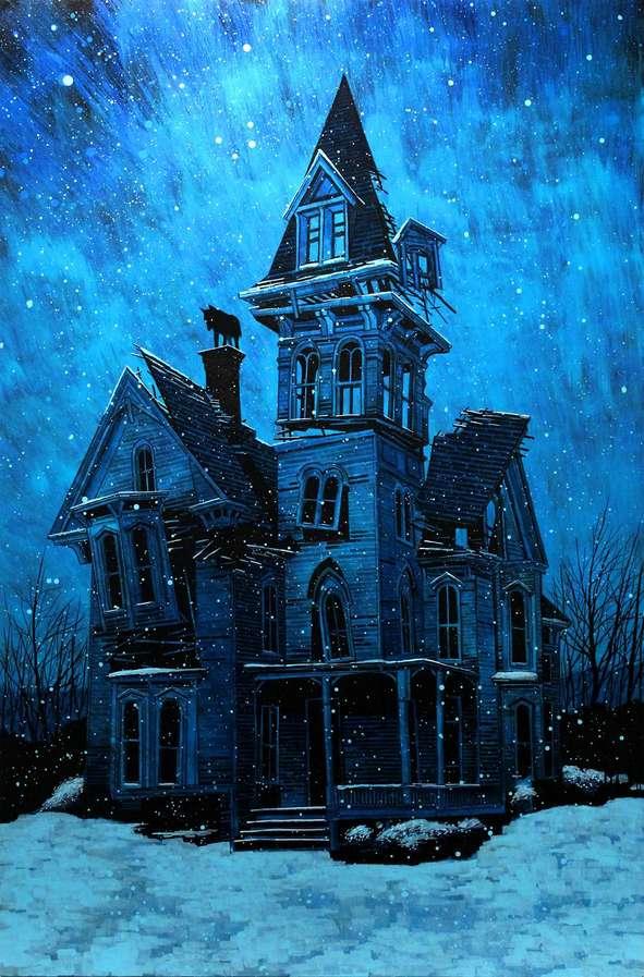 Spooky Storybook Captures