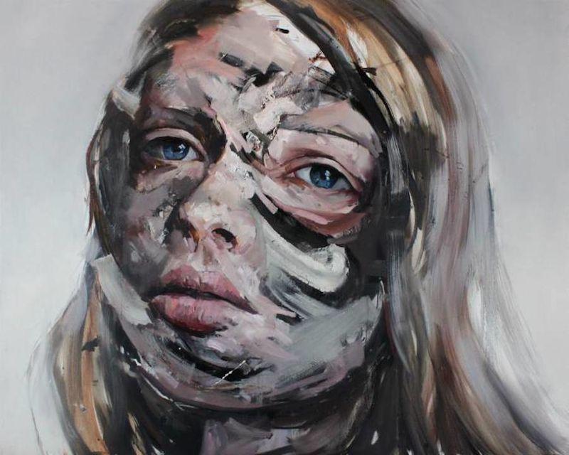 Identity Crisis Portraits