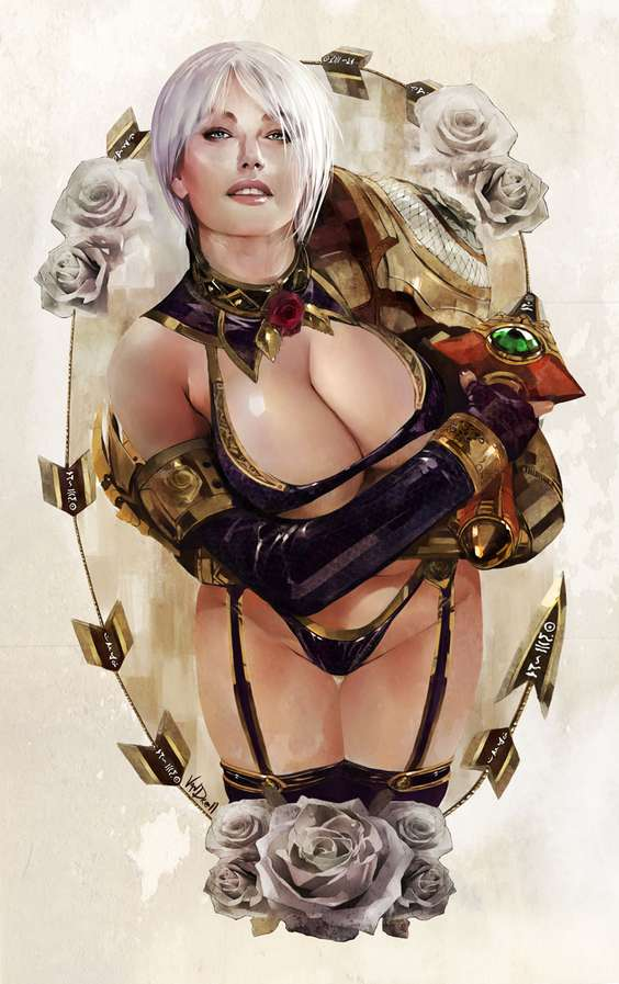 Warrior Women Pin-Ups