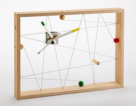 Dismantled Clock Art