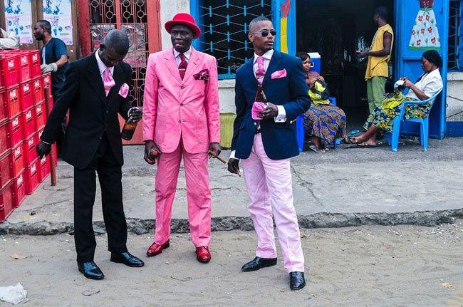 African Gentleman Photography