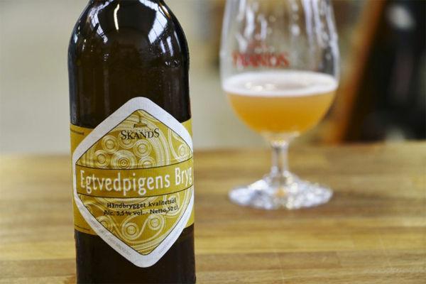 Coffin-Brewed Beers