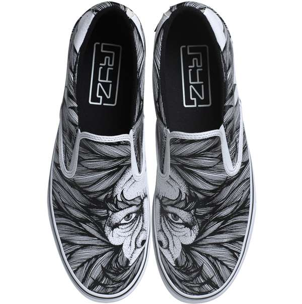 Daren Newman Sun God Shoes