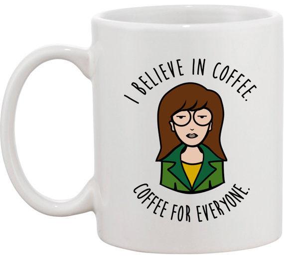 Cult Cartoon Mugs