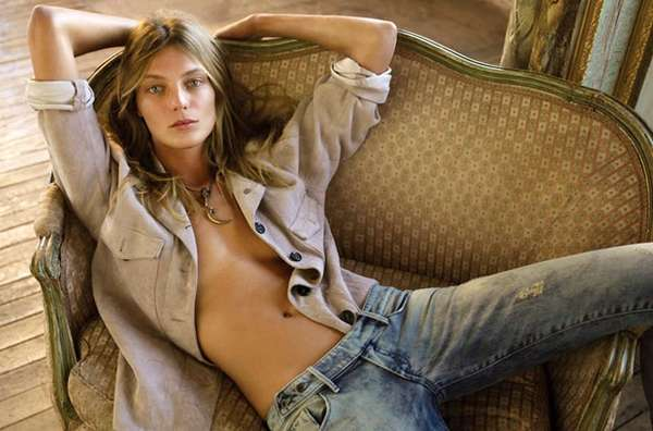 Daria Werbowy Fashion