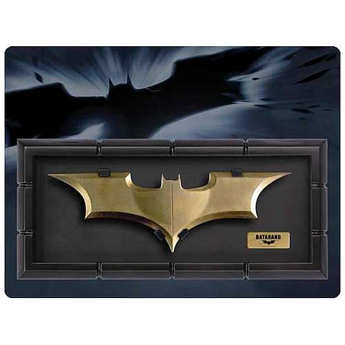 dark knight batarang replica