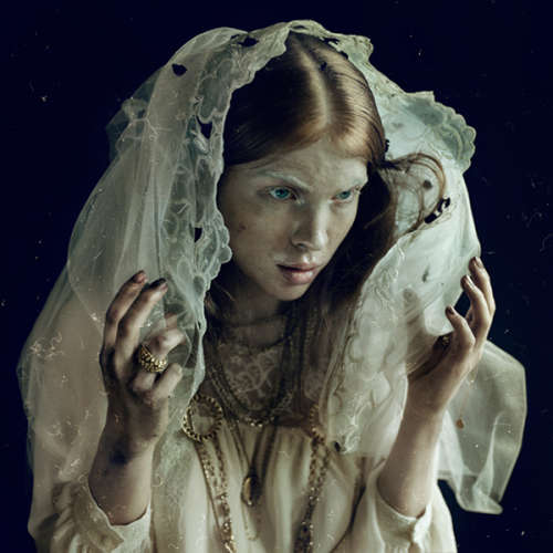 Hauntingly Antique Portraits