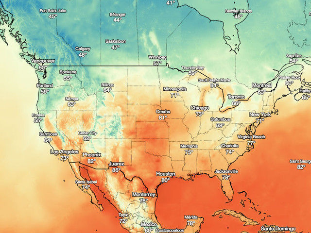 Hyperlocal Weather Visualization Sites