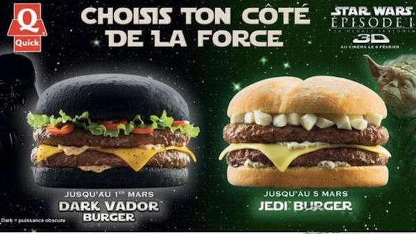 Black-Bunned Burgers