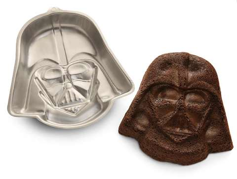 Sci-Fi Dessert Molds