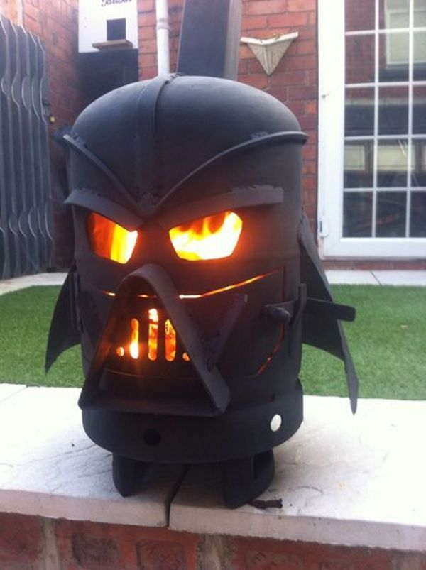 Villainous Wood Stoves