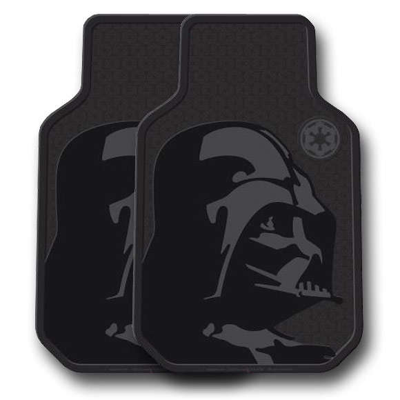 Dark Side Car Mats