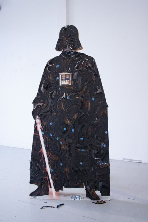 Darth Vader model