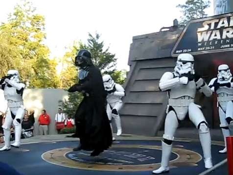 Star Wars Dance-Offs