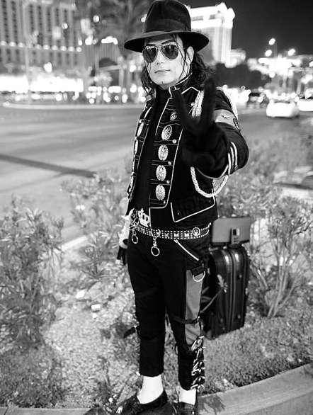 Las Vegas Impersonator Pics