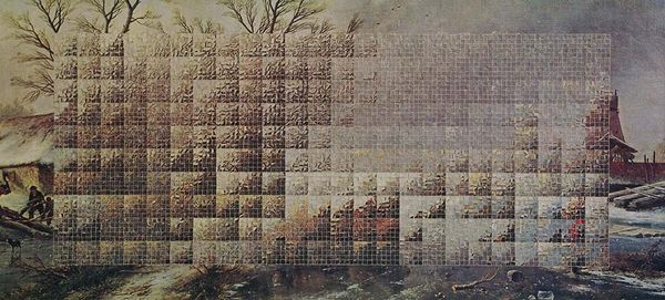Perfectly Pixelated Art