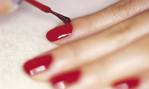 Drug-Detecting Manicures